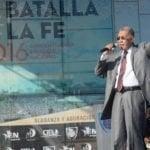 Ezequiel Molina critica aborto, corrupción, delincuencia, impunidad, monopolio