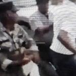 Una maldita cosa como esta aparece con dos tiros y lo contabilizan como policía; Vídeo