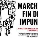 Domingo 22, marcha contra la impunidad en caso de Odebrecht