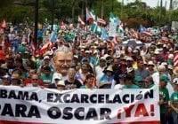 Obama indulta al líder independentista puertorriqueño Oscar López Rivera