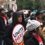 Protestas por políticas de Donald Trump en New York y Washington D.C.
