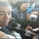 Percival Peña: Desvincula a Danilo asesinato hijo; Militarizan Palacio