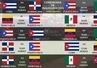 Dominicana inicia Serie del Caribe contra Cuba a las 6:00 de la tarde