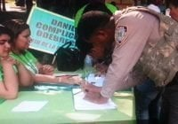 Cancelado: Por firmar Libro Verde; A él no le afecta impunidad, esta para protegerla?