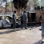 En atentado suicida terroristas asesinan seis soldados en Afganistán