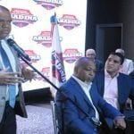Danilo Díaz promete Abadina remozamiento estadio para Torneo Baloncesto