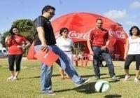 Cambridge derrota Punta Cana en inauguración Copa Coca-Cola de Fútbol
