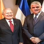 Presidente de El Salvador reconoce Danilo Medina por desempeño en Celac