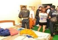 Apresan monje celebraba San Valentín con una joven y drogas