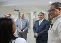 Ventura Camejo visita la CAASD para seguimiento a planes de trabajo