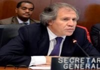 Almagro pide unidad países americanos para dar ultimátum a Maduro