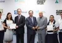 Programa Banquero Joven Popular premió a los estudiantes ganadores