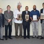 Comisionado Béisbol reconoce a Almonte, Cruz, Dodgers y Rojas Alou