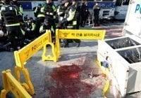 Dos muertos, tras protesta por destitución presidente Corea por corrupción