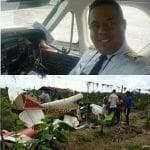 Desmienten Leonel viajara en avioneta murió piloto