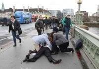 Atentado terrorista en Londres: cuatro muertos y veinte heridos; Vídeos