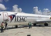 IDAC con aeronave para capacitación donada por Pawa Dominicana