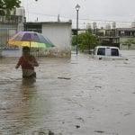 Puerto Plata: Otra vez afectada por inundaciones