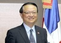 Embajador Taiwán afirma inversiones superan 160 MM de dólares