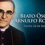 Oscar Romero y el Nazareno