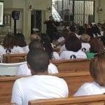 """""""Yo me quedo"""", gran éxito y entusiasmo en la Parroquia El Buen Pastor"""