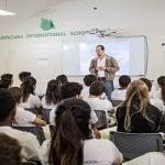 Altice ofrece charla bajo plataforma StartLab a estudiantes de Punta Cana