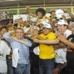 Club Rafael Barias envía al Mauricio Beáz a mejor vida