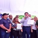 David Collado anuncia reconstrucción aceras y calles en carretera Sánchez