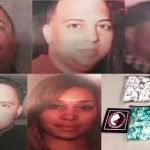Dominicanos acusados suplantar choferes de Uber para traficar cocaína