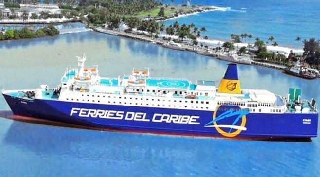 Ferries del Caribe: Reanudará en 15 días; Vendrán expertos a reparar rampa;  Vídeo   SIN RESERVAS