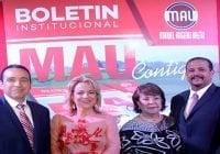 """MAU Contigo"" la revista institucional de Manuel Arsenio Ureña"