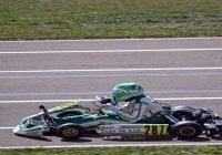 Michael Santos triunfa en Imola, donde descolló Ayrton Senna en 1960