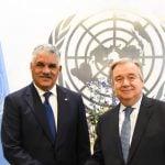 Canciller pide a ONU solidaridad a Haití con acciones, no con palabras