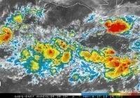 Onamet: Mantiene alerta meteorológico por sistema frontal sobre Cuba