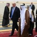 Donald Trump realiza primera gira como presidente a Medio Oriente y Europa