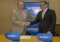 Wind Telecom firmó acuerdo de patrocinio con Liga Nacional Baloncesto