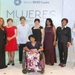 Banco BHD León entrega Premio Mujeres que Cambian el Mundo