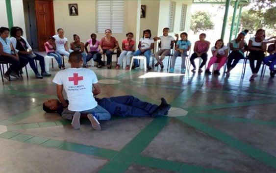 Realizan reunión del Comité Regional Interamericano de la Cruz Roja
