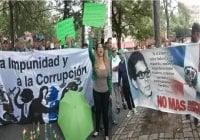 Odebrecht: En vigilia dominicanos en el Alto Manhattan piden cárcel para imputados