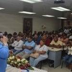 Emma Polanco se compromete a impulsar cultura de calidad y transparencia en la UASD