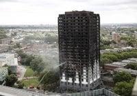 79 victimas por incendio en torre Grenfell de Londres