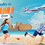 Este verano CPS y PAWA se unen para llevarte a Miami