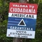 Puerto Rico: Pocos votaron, pero mayoría decide por la completa anexión a los Estados Unidos