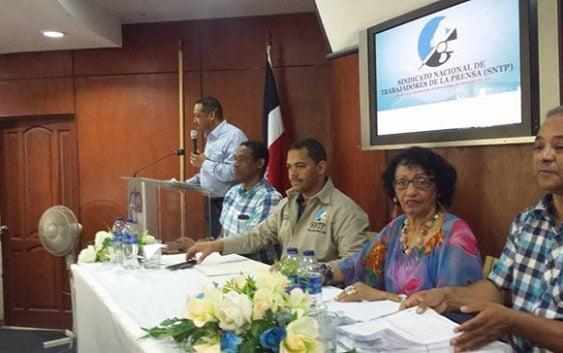 Sindicato de la prensa celebrará elecciones nacionales el viernes 4 de agosto