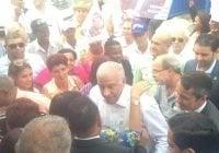 #PRM recibe a Andrés Bautísta en su Casa Nacional; Luchará por justicia independiente