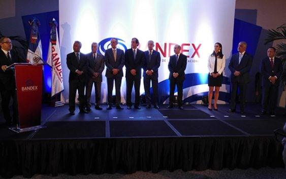 Bandex inicia formalmente operaciones con 1,355 millones de pesos