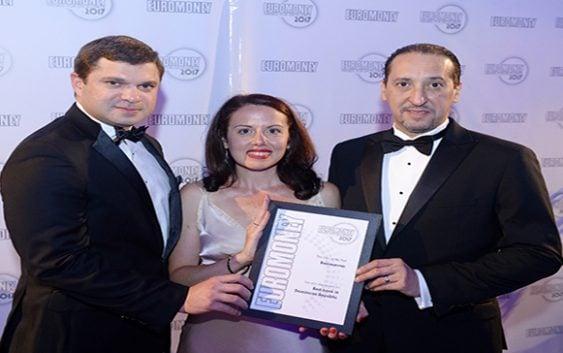 Euromoney premia a Banreservas como Mejor Banco de RD en 2017