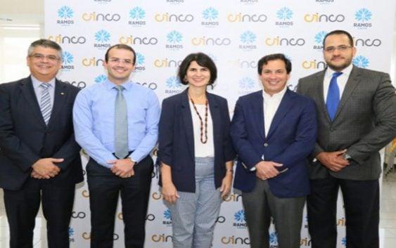 Grupo Ramos y Banco BHD León lanzan tarjeta de crédito CINCO