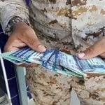 Cesfront y Ministerio Público encuentran carnés de regularización falsos en Dajabón