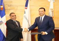 Contraloría General e Instituto de Auditores Internos firman acuerdo de cooperación